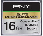 PNY Elite Performance CompactFlash 16GB UDMA 7
