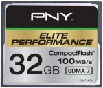 PNY Elite Performance CompactFlash 32GB UDMA 7