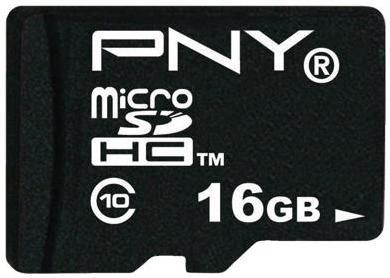 PNY High Performance microSDHC 16GB Class 10