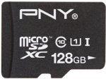 PNY High Performance microSDXC 128GB Class 10