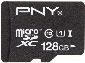 PNY High Performance microSDXC 128GB Class 10