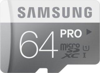 Samsung Pro microSDXC 64GB UHS-I 90MB/s