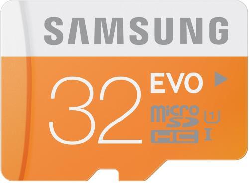 Samsung Evo microSDHC 32GB UHS-I