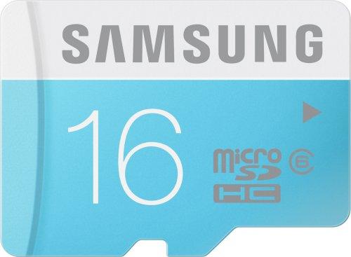 Samsung microSDHC 16GB Class 6