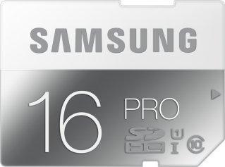 Samsung Pro SDHC 16GB UHS-I