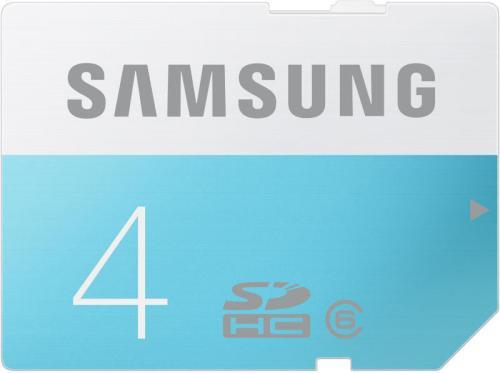 Samsung SDHC 4GB Class 6