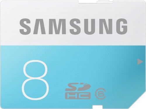Samsung SDHC 8GB Class 6