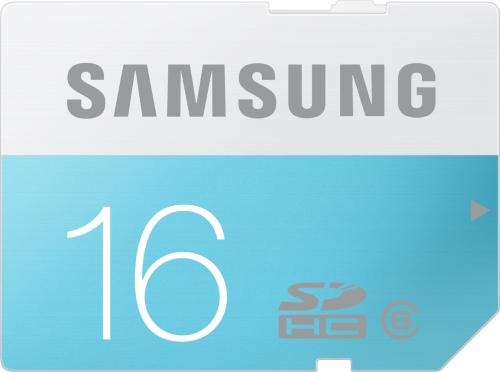 Samsung SDHC 16GB Class 6