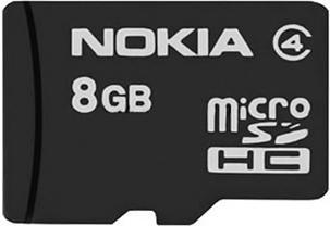 Nokia MU-43 microSDHC 8GB Class 4