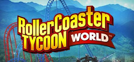 Rollercoaster Tycoon World til Linux