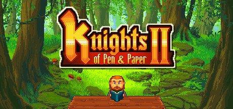 Knights of Pen & Paper 2 til iPhone