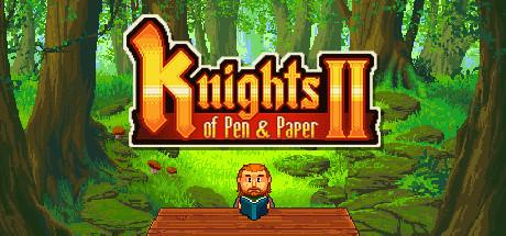 Knights of Pen & Paper 2 til iPhone