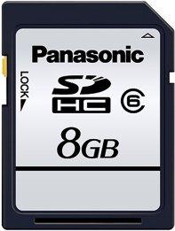 Panasonic RP-SDRC08GAK