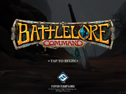 BattleLore: Command til iPad