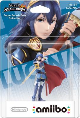 Nintendo Amiibo karakter Lucina