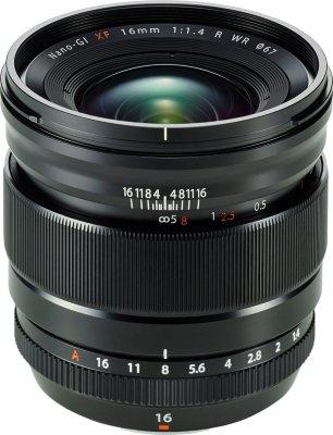 Fujifilm XF 16mm f/1.4WR