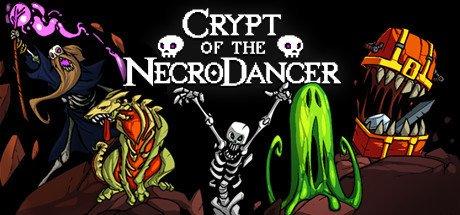 Crypt of the NecroDancer til Linux