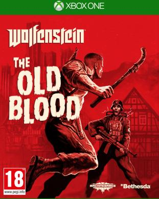 Wolfenstein: The Old Blood til Xbox One