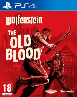 Wolfenstein: The Old Blood til Playstation 4