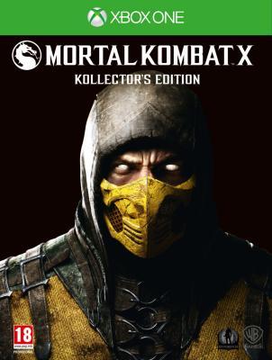 Mortal Kombat X (Kollector's Edition) til Xbox One