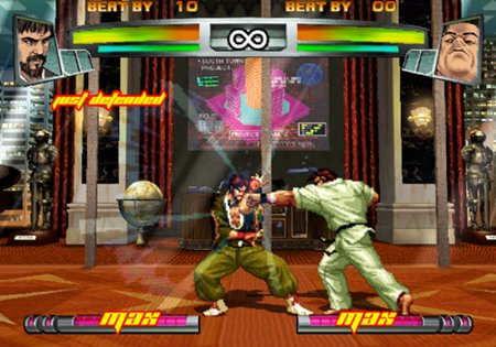 King of Fighters Neowave