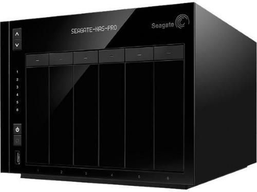 Seagate NAS Pro 6-Bay 6TB
