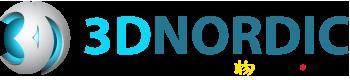 3DNordic.no logo