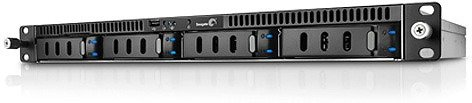 Seagate Business Storage NAS 4-Bay Rack 16TB
