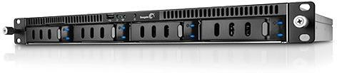 Seagate Business Storage NAS 4-Bay Rack