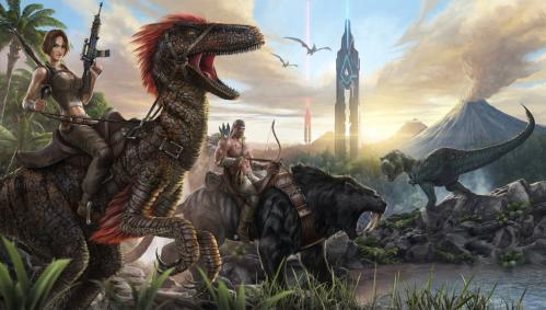 ARK: Survival Evolved til Playstation 4