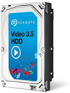 Seagate Video 3.5 HDD 1TB 64MB Cache