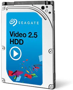 Seagate Video 2.5 HDD 500GB