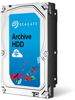 Seagate Archive HDD 6TB