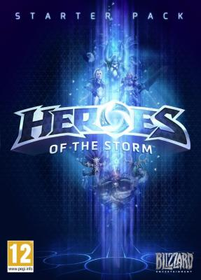 Heroes of the Storm - Starter Pack til PC