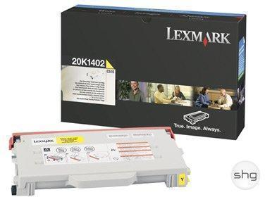 Lexmark C5210 Gul
