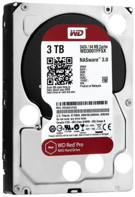 Western Digital Red Pro 3TB NAS