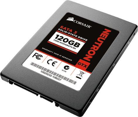 Corsair Neutron Series GTX 120GB