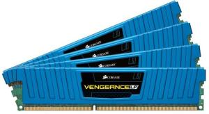 Corsair Vengeance Blue DDR3-1600 16GB CL9 (4x4GB)