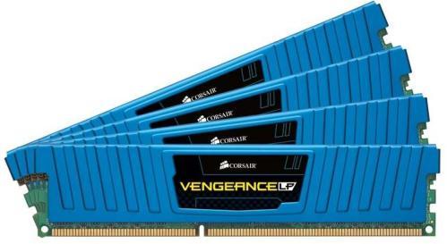 Corsair Vengeance Blue DDR3-1600 16GB CL9 (4x4GB)