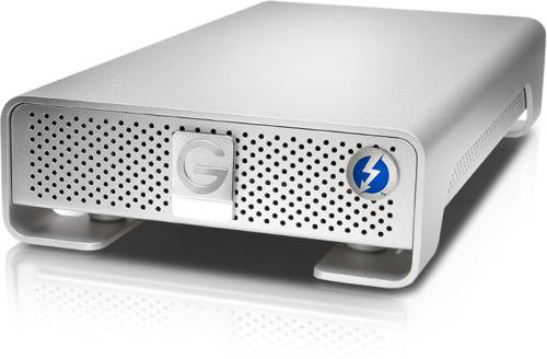 G-Technology G-Drive Thunderbolt 6TB