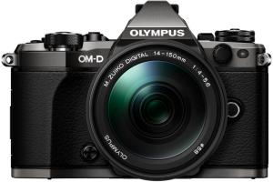 Olympus OM-D E-M5 Mark II Titanium (Limited Edition)