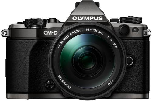 Olympus OM-D E-M5 Mark II Titanium (Limited Edition)