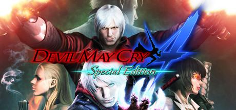 Devil May Cry 4: Special Edition til Playstation 4
