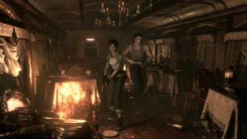 Resident Evil Zero HD Remaster til PlayStation 3