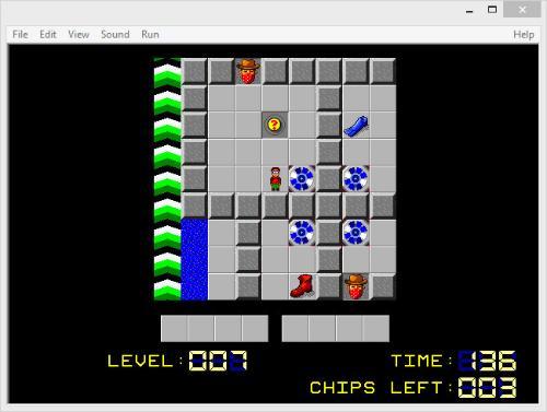 Chip's Challenge 1 til PC