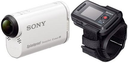 Sony ActionCam HDR-AS200VR