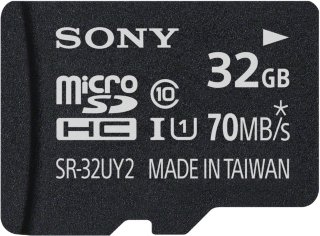 Micro SD 32GB (SR32UYA)