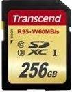 Transcend Secure Digital U3 256GB