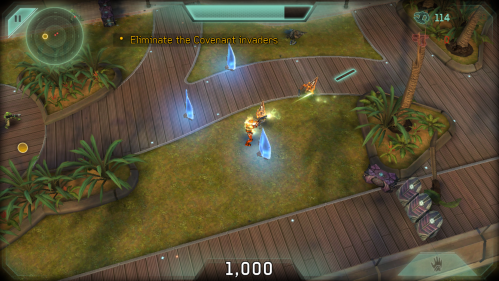 Halo: Spartan Strike til iPhone