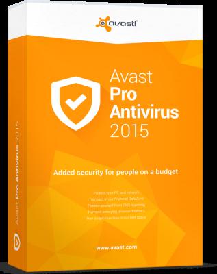 Avast Antivirus 2015